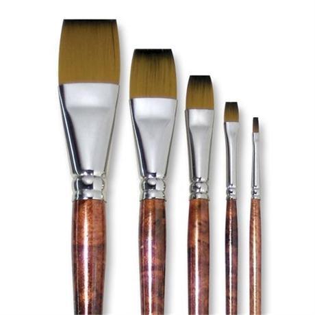 Pullingers Artists Value Brush Panache One Stroke Flat Image 1