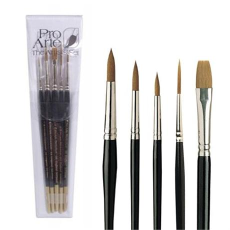Pro Arte Prolene Brush Set W1 Image 1