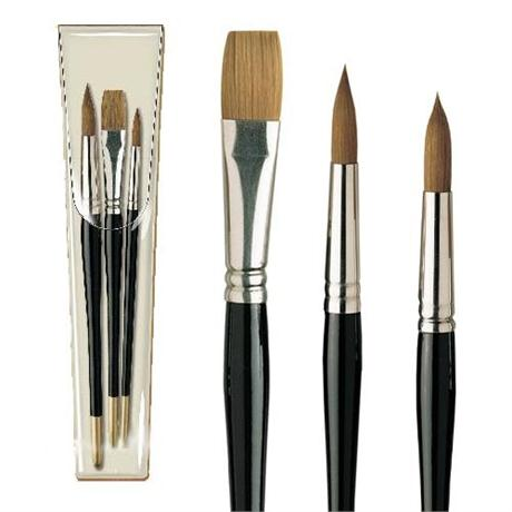 Pro Arte Prolene Brush Set W5 Image 1