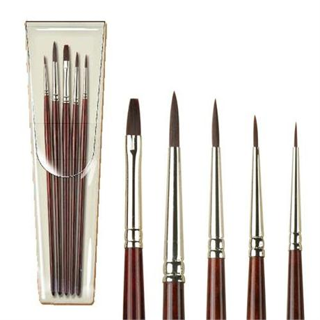 Pro Arte Acrylix Brush Set Image 1