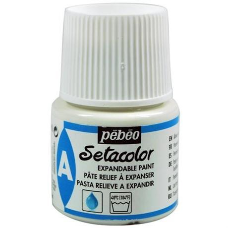 Pebeo Setacolor Expandable Paint 45ml Image 1