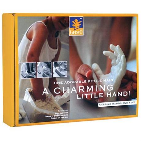 A Charming Little Hand Casting Kit Image 1