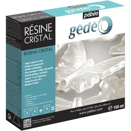 Gedeo Crystal Resin 150ml Image 1