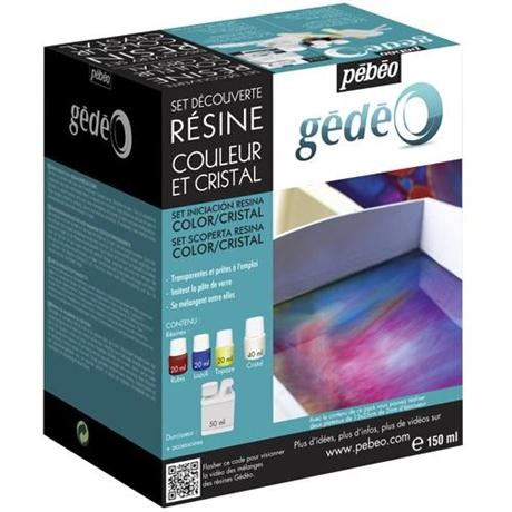 Gedeo Assorted Resin Discovery Set Image 1