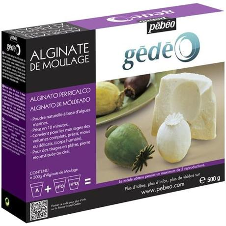 Gedeo Moulding Alginate 500g Image 1