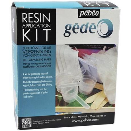 Gedeo Resin Application Set Image 1