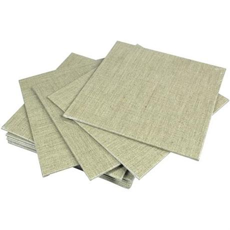 Pebeo Natural Linen Canvas Boards Image 1