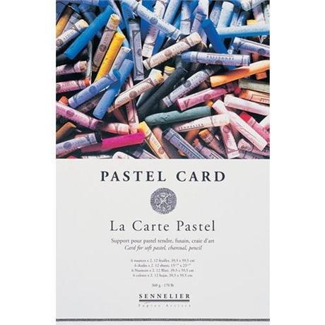 Sennelier La Carte Pastel Card Pads Image 1