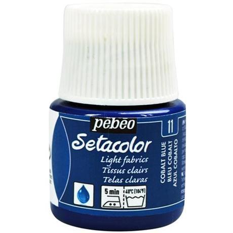 Pebeo Setacolor Light Fabrics 45ml Image 1