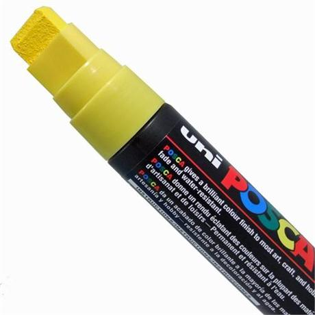 Uni PC-17K Posca Paint Pen - Extra Broad Chisel Nib Image 1