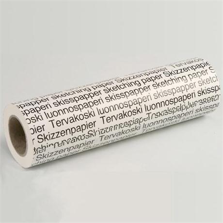 Tervakoski Roll Of Detail Paper 297mm x 100 metres Image 1