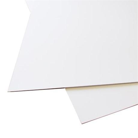 600gsm Thick White Card Image 1