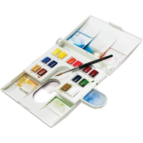 Winsor & Newton Professional Water Colour Compact Set Image 1