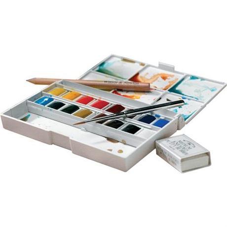 Cotman Deluxe Sketchers Pocket Box Image 1