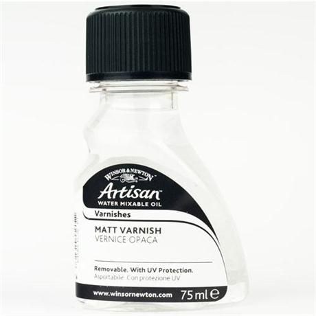 Artisan Matt Varnish Image 1
