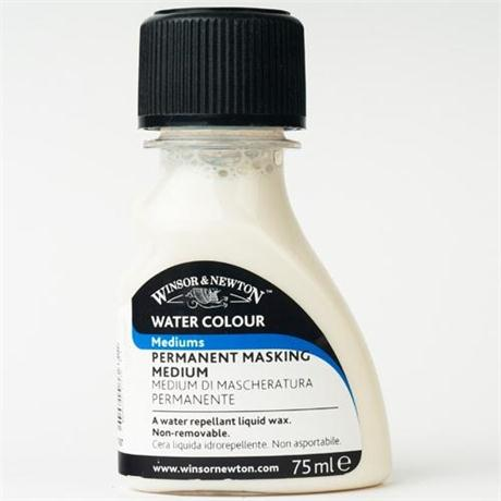 Winsor & Newton Permanent Masking Medium 75ml Image 1