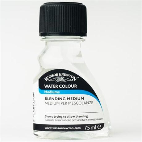 Winsor & Newton Blending Medium (Slows Drying) 75ml Image 1