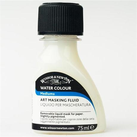 Winsor & Newton Art Masking Fluid 75ml Image 1