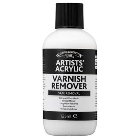 Winsor & Newton Artists' Acrylic Varnish Remover 125ml Image 1