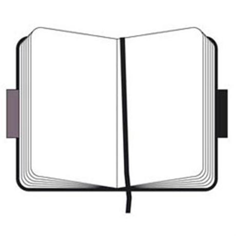 Moleskine Folio A4 Sketch Journal Notebook Image 1