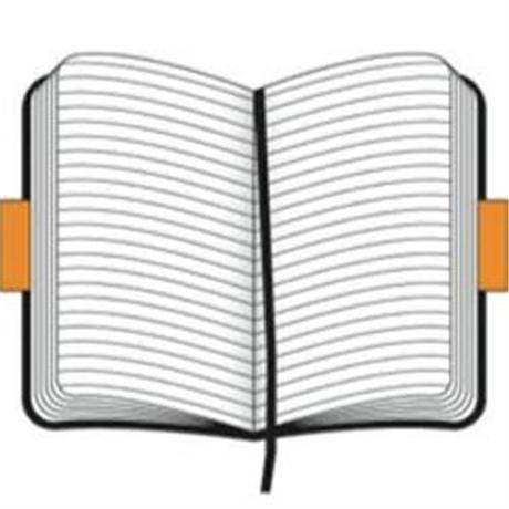 Moleskine Soft Pocket Ruled Journal Notebook Image 1