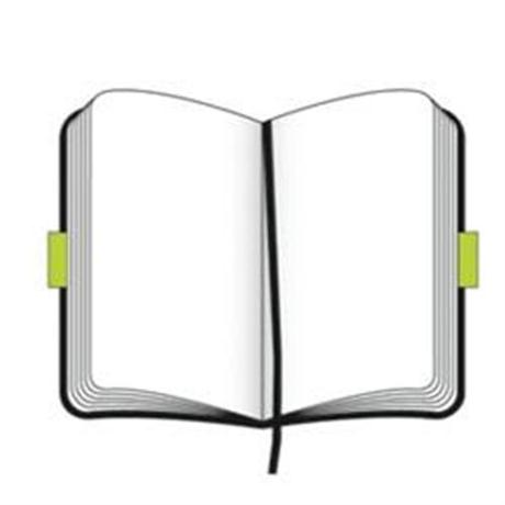 Moleskine Soft Pocket Plain Journal Notebook Image 1