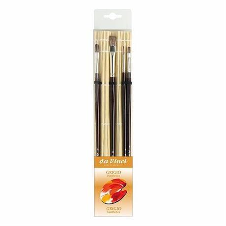 da Vinci Grigio-Synthetics Brush Set Image 1