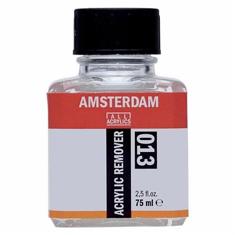 Amsterdam Acrylic Remover 75ml Image 1