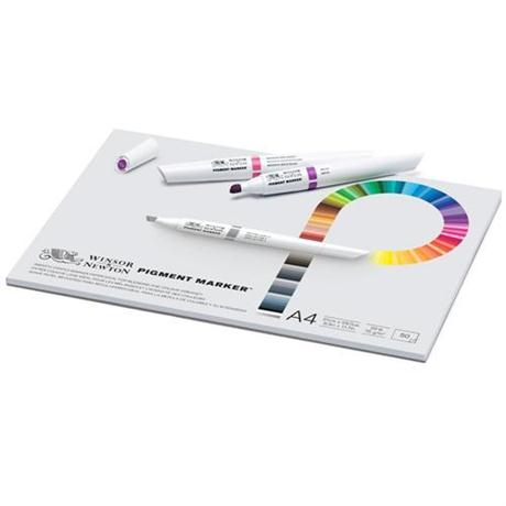 Winsor & Newton Pigment Marker Paper Pads Image 1