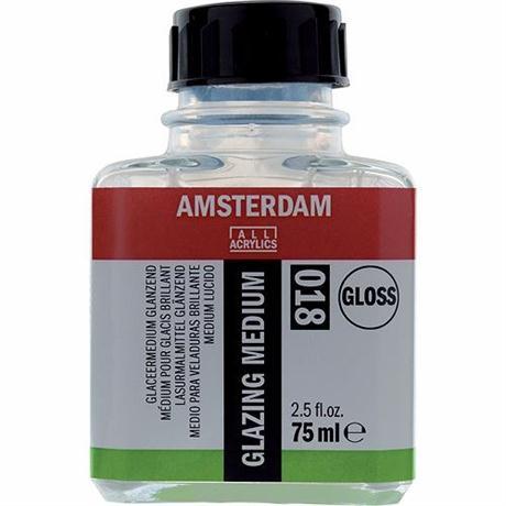 Amsterdam Acrylic Gloss Glazing Medium Image 1