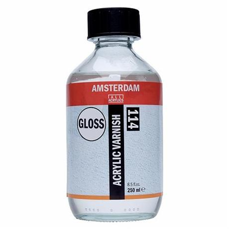 Amsterdam Acrylic Gloss Varnish Image 1