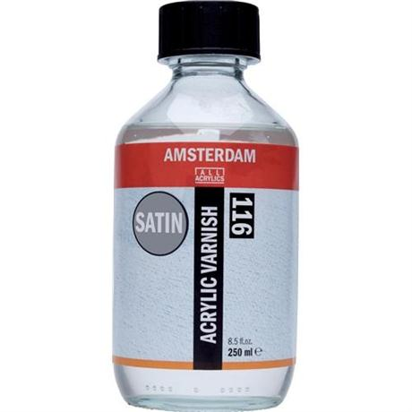 Amsterdam Acrylic Satin Varnish Image 1