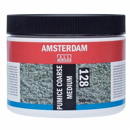 Amsterdam Acrylic Pumice Coarse Medium Image 1