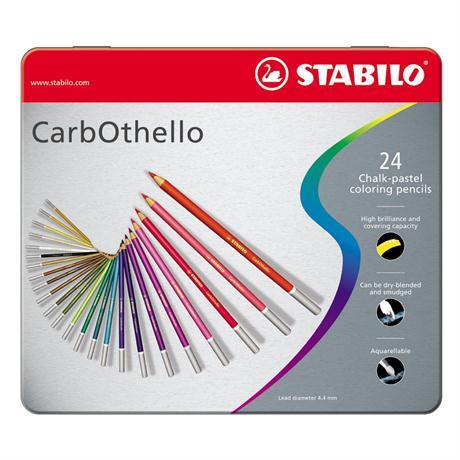 STABILO CarbOthello Tin of 24 Image 1