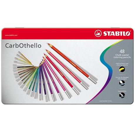STABILO CarbOthello Tin of 48 Image 1