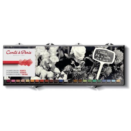 Conte Carres 24 Assorted Set Image 1