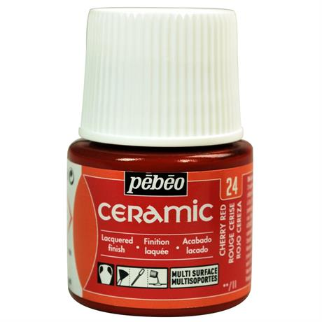Pebeo Ceramic Paint - 28 Colours Image 1