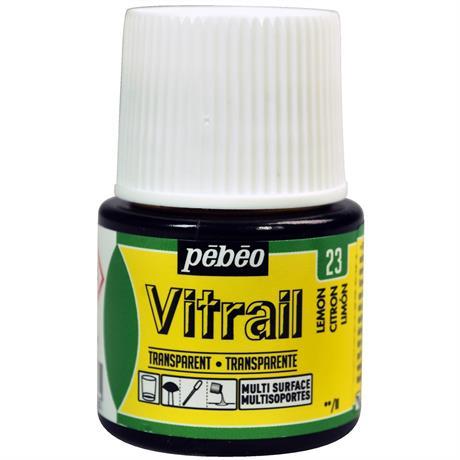Pebeo Vitrail Transparent Glass Paints 45ml Image 1