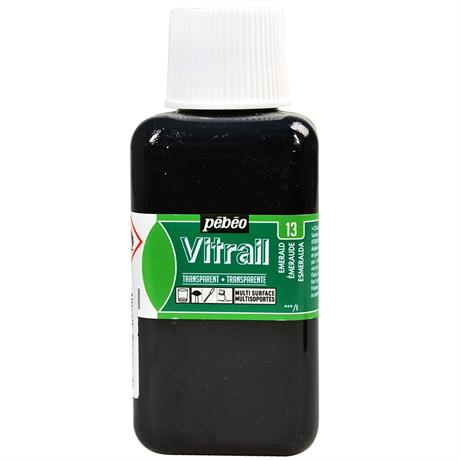 Pebeo Vitrail Transparent Glass Paints 250ml Image 1