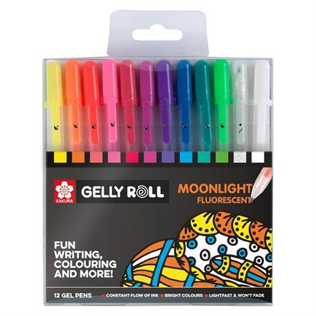 Sakura Gelly Roll Moonlight Set 12 Image 1