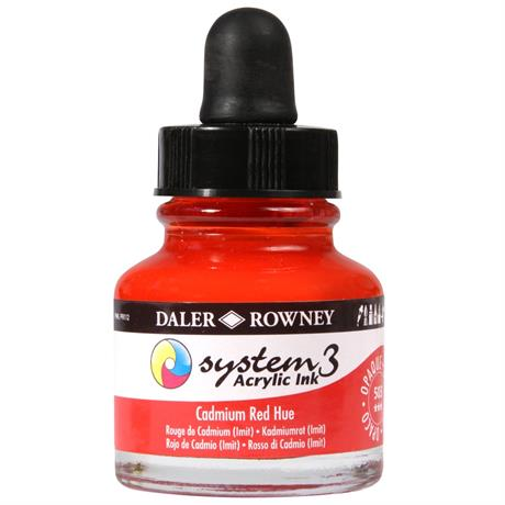 System 3 Ink 29.5ml Single Colours Image 1