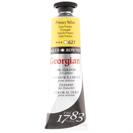 Daler Rowney Georgian Oil Colour 38ml Tube Image 1
