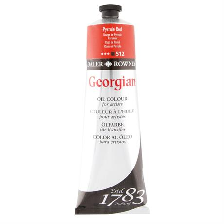 Daler Rowney Georgian Oil Colour 225ml Tube Image 1