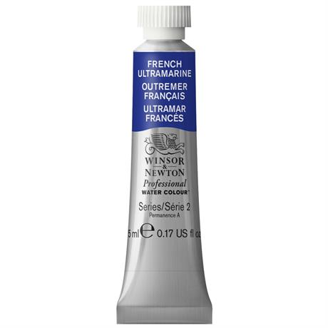 Winsor & Newton Professional Watercolour 5ml Tubes Image 1