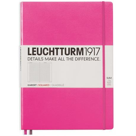 Leuchtturm Master Slim Squared Notebooks Image 1