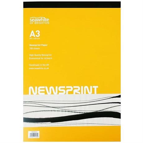 A3 Newsprint Pad Image 1