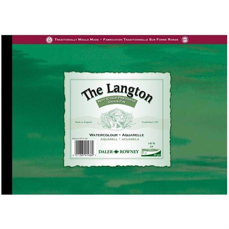 Daler Rowney Langton Pad NOT Image 1