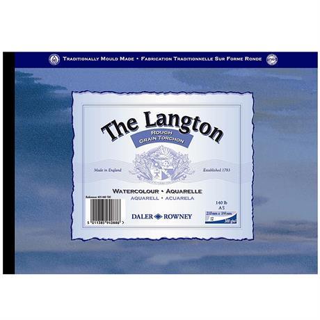 Daler Rowney Langton Pad Rough Image 1
