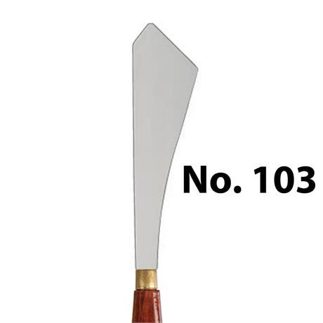 RGM Professional Palette Knife No 103 Image 1