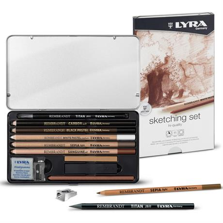 Lyra Rembrandt Sketching Set With Accessories Image 1